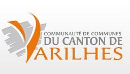 Logo communauté des communes de Varilhes
