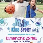 La tournée McDo Kids Sport s'arrête prochainement dans votre ville