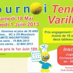 Tournoi de tennis 2013
