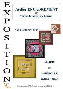 Exposition Encadrement à Verniolle