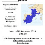 L'Occitanie : Royaume des Wisigoths