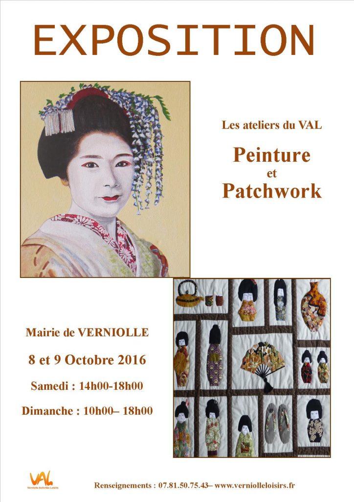 Exposition octobre 2016
