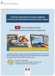 Titres Payables par Internet