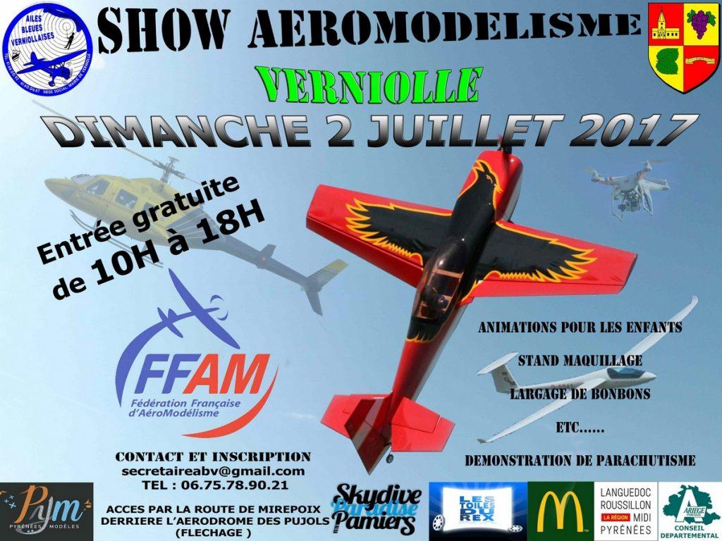 Show Aéromodélisme