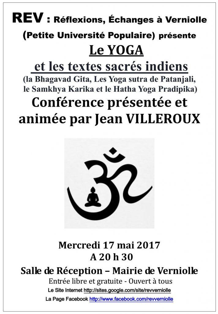 Rev - Conférence du mois de mai 2017