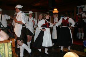 Les aînés au Tyrol