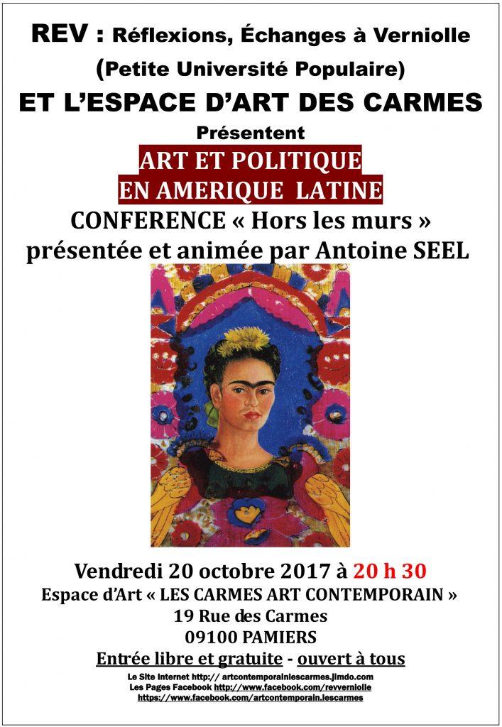 Rev- Conférence Octobre 2017