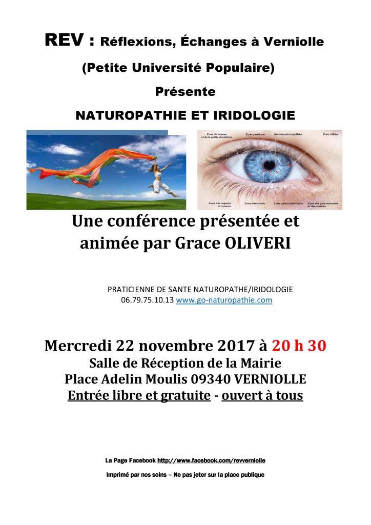 REV - Conférence du 22 novembre