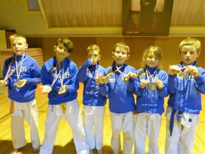 Karate club verniollais