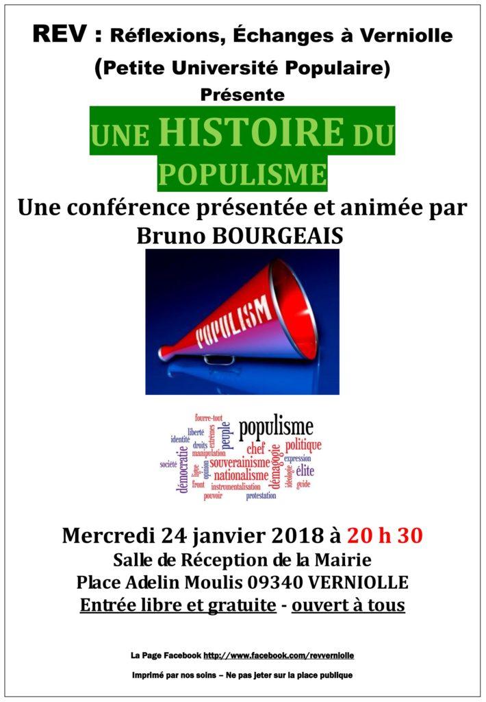 REV - Conférence du mois de janvier
