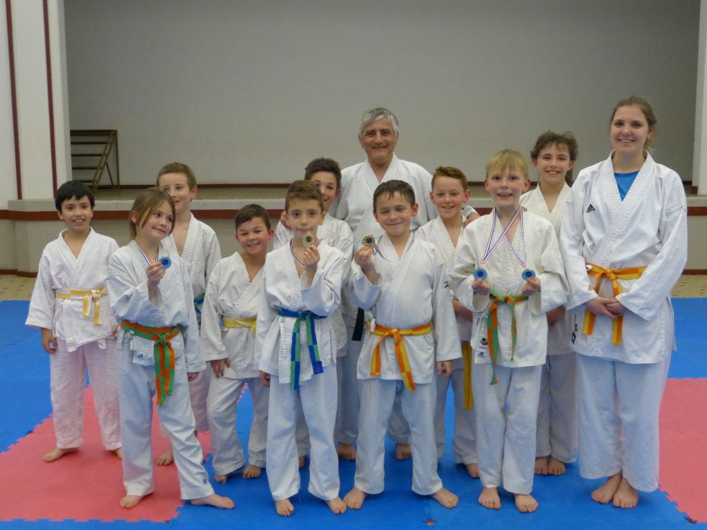 Karate - Championnats de Carcassonne