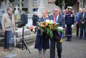 Commémoration du 8 mai 2018