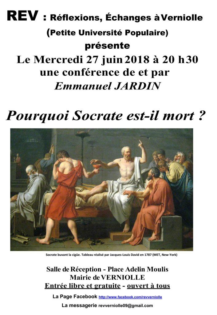 REV - Conférence du 27 juin 2018