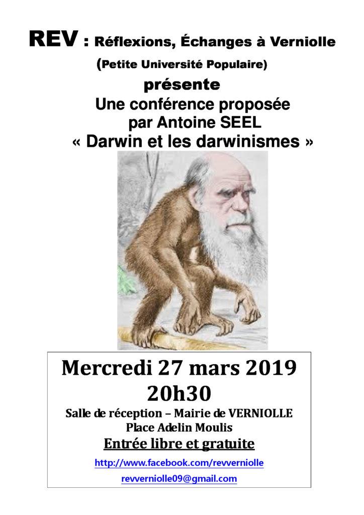 REV - Conférence mars 2019