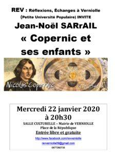 Rev - Conférence janvier 2020